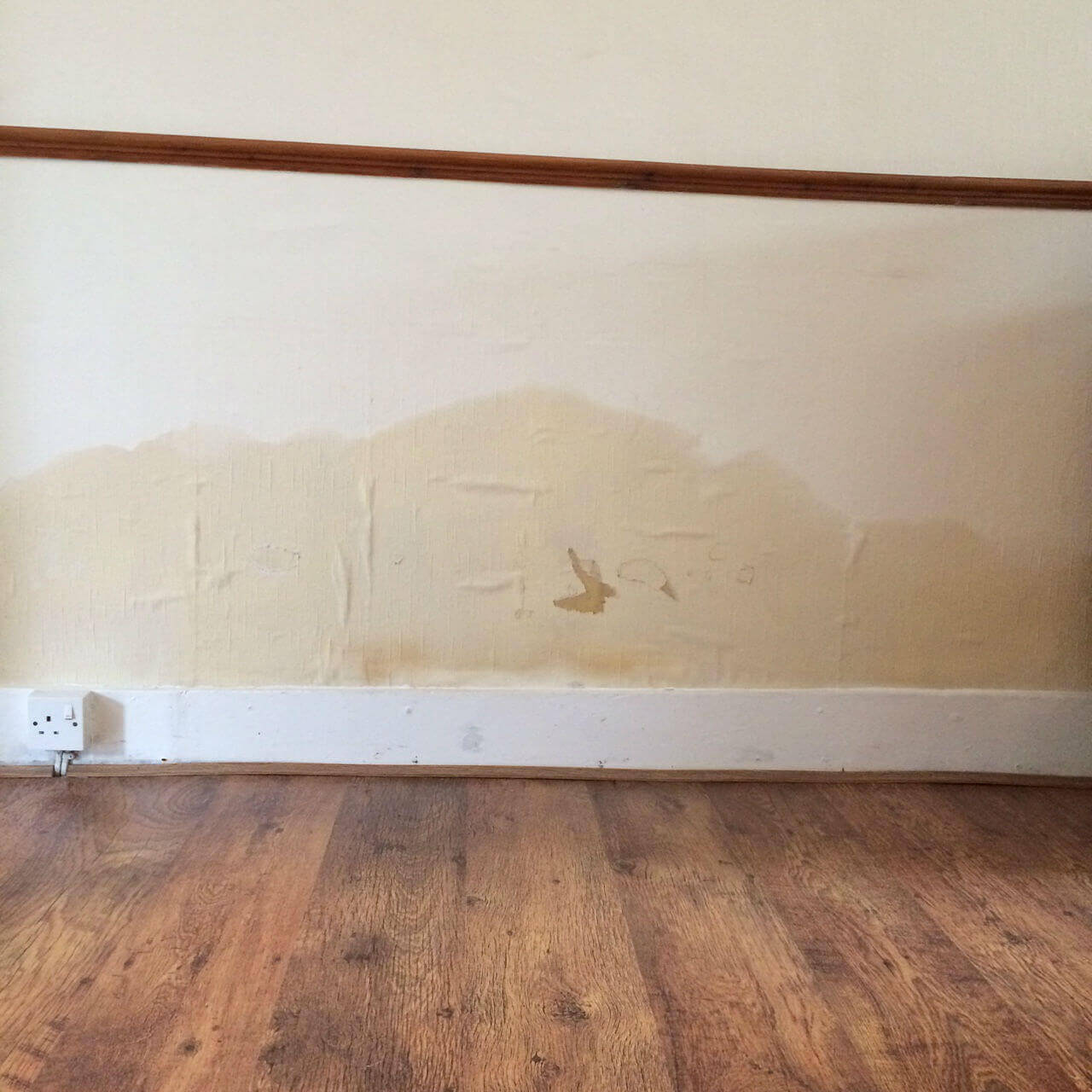 Rising Damp services in Swindon Wilts