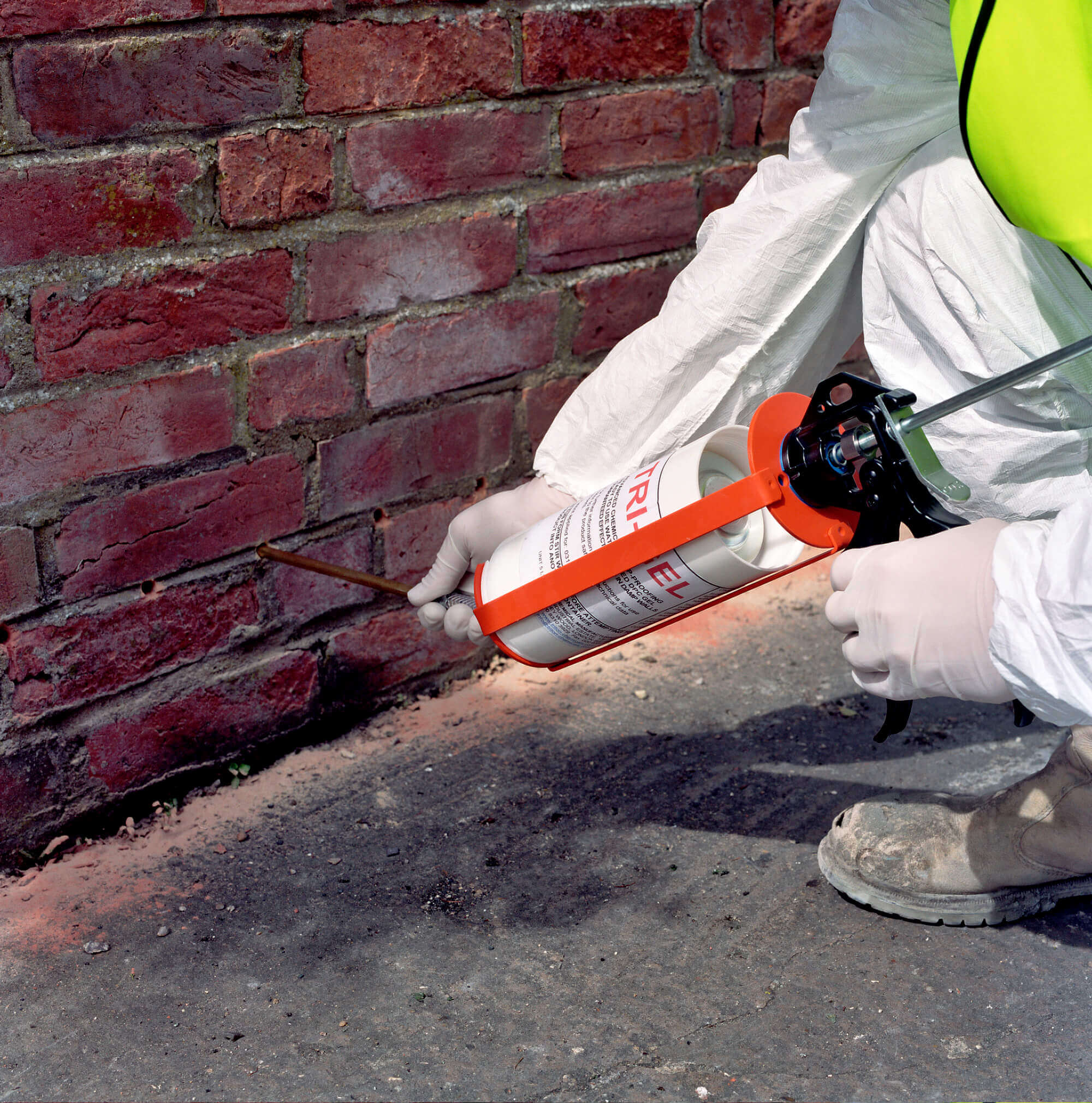 Rising Damp treatment company Swindon Wilts