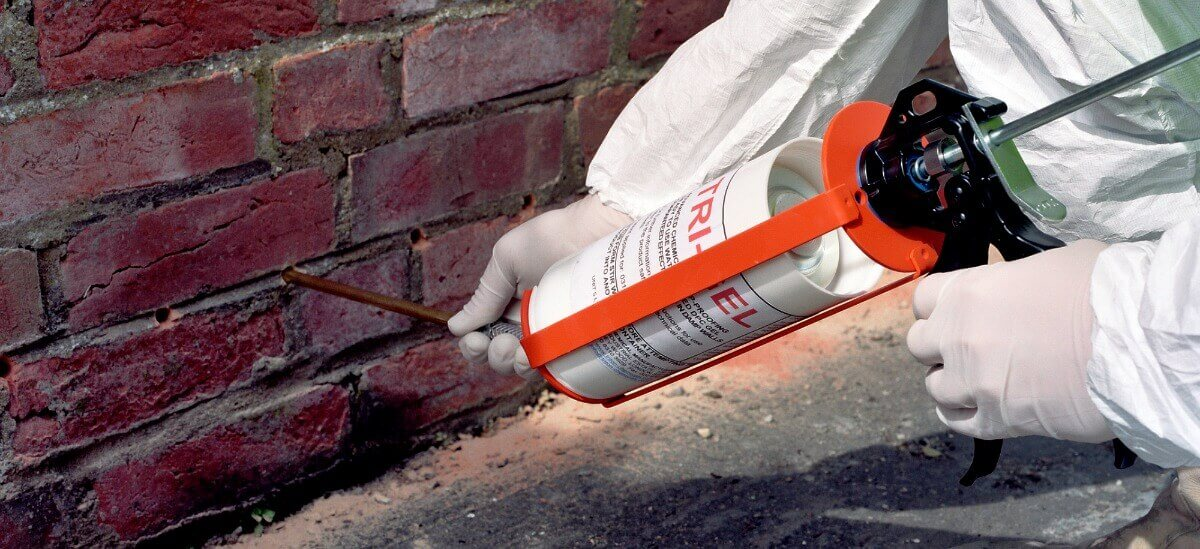 Damp proofing Warminster