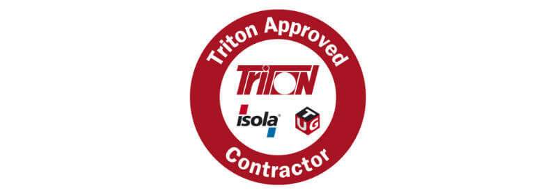 Triton Approved Contractor Swindon