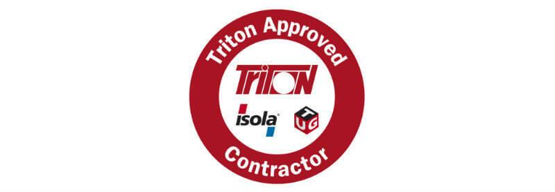 Triton Approved Contractor Swindon