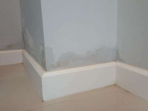 Damp proofing Bath